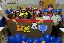 arca niños