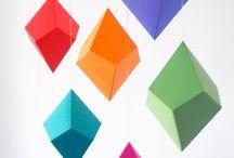 Inspiração :: Displays de papel