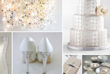Wedding Trend: Silver and White