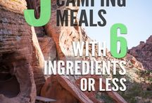 Camping And Backpacking Food / Eating on the trail doesn't mean you can't enjoy good meals. Get tips and recipes for making appetizing camping and backpacking food.