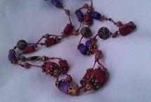 nyakláncaim -my handmade necklaces / Saját készítésű megvásárolható és rendelhető nyakláncok