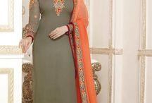 Prachi Desai suits collection / Follow this board to get the trendiest Prachi desai collections