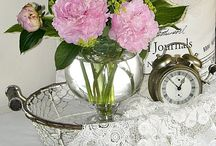 Vintage and shabby still lifes