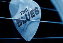 Nothing but the blues...
