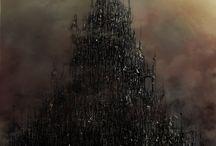 warhammer 40k location's