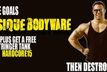 Coupon: Save 15% Off Plus Get A FREE Y-Back Stringer Tank Top! / Money saving coupon by Physique Bodyware