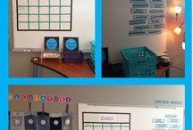 Classroom Ideas / by Jessy Burk