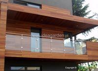 Deski elewacyjne / Więcej informacji znajdziecie Państwo na: http://www.ideagarden.pl/deski-elewacyjne-gatunki.html