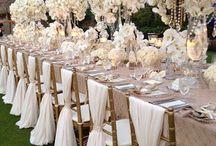 Wedding / Apaixonada por casamentos.