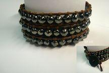 i N s A n E  t H i N g S Wrap Bracelets