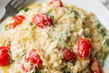 Waves of grains - Rice, quinoa, risotto, couscous and more