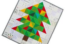 Christmas Quilting / by Richard and Tanya Quilts