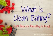 Healthy eating / by Suzanne Sharp