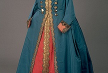 1780's Women's Clothing / by Tami Crandall