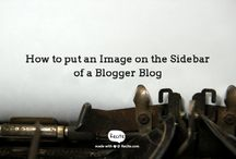 Blogger Video Tutorials / by Barb Drozdowich