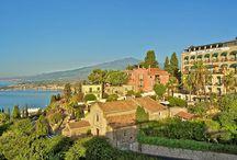 Hotel Villa Carlotta / Hotel Villa Carlotta   Taormina   Sicily   Italy