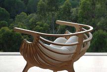 Carl Faber / Functional furniture designs.