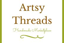 Artsy Threads / A handmade marketplace featuring crochet, knit, and other beautiful handcrafted creations. To become a page contributor, visit https://www.facebook.com/groups/1615156458764951/.