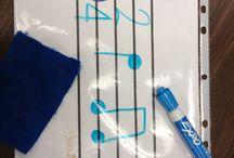 Teaching music to young children / Preschool music