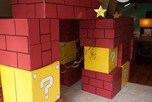 Mario Bros birthday ideas