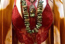 Bohemian Inspired Fashion Handmade artisan one of a kind jewelry!