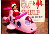 Ellie's Elf on a Shelf