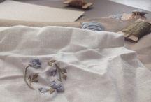 My hobby / #Tenderness #handmade #embroidery