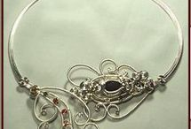 How to make rings / Homemade rings / by Diane Stoutenger