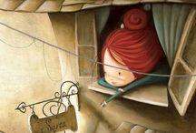 illustrazioni libri  Valeria Docampo