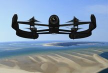 UAV's and multicopters / by April No