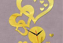 idee orologi da parete