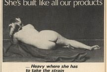 Unbelievable adverts... / Sexist and politically incorrect vintage ads.