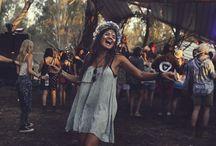 Hippie wedding
