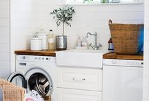 Utility / Laundry Room / Decor for the utility room I will one day have!