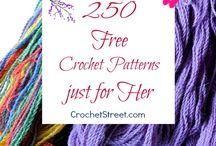 Crochet Roundups