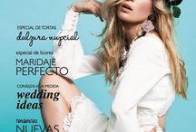 BODAS / Editorial de Moda pra la Revista Bodas Perú