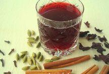 şerbet ve içecekler