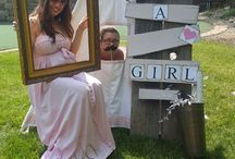 Baby Shower at Sofi B. Estate / Poolside family baby shower!
