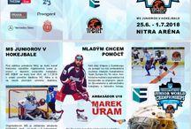 Team EUROPE Ball Hockey