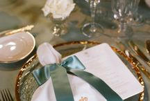 Table Settings   / by Anthony Saavedra