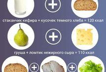 Здоровье и фитнес #еда #рецепты