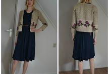 My handmade/thrifted/vintage outfits / A collection of what I'm wearing on a daily basis. Mainly handmade, sometimes thrifted or vintage.