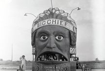 Signs of the Past / Root Beer Stands, Carnivals, and places we remember.