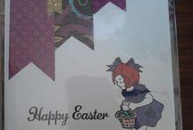 Easter / This board will feature Easter foods and ideas. Most paper craft ideas will feature Close to my Heart products. Ctmh has some very cute stamp sets that you can use to create your own works of art.