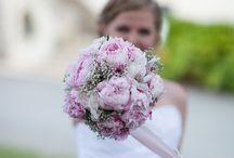 bouquet for bride / bouquet de mariée par l'atelier déco'ps, fleurs mariage