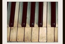 MY PIANO / For the musician in me.....