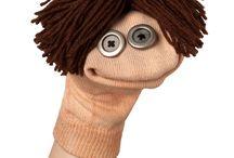 puppet socks