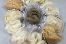 Spin Flora / Vegan Handspun fibres, yarns and textiles dyed with natural plant dyes