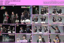 Theater, 2017, 720P, TV-Variety, 夕方 NMB48