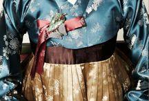 +Hanbok / Korea Traditional Costume